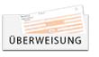 Logo 'Ueberweisung'